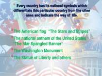 "The American flag ""The Stars and Stripes"" The American flag ""The Stars and St..."