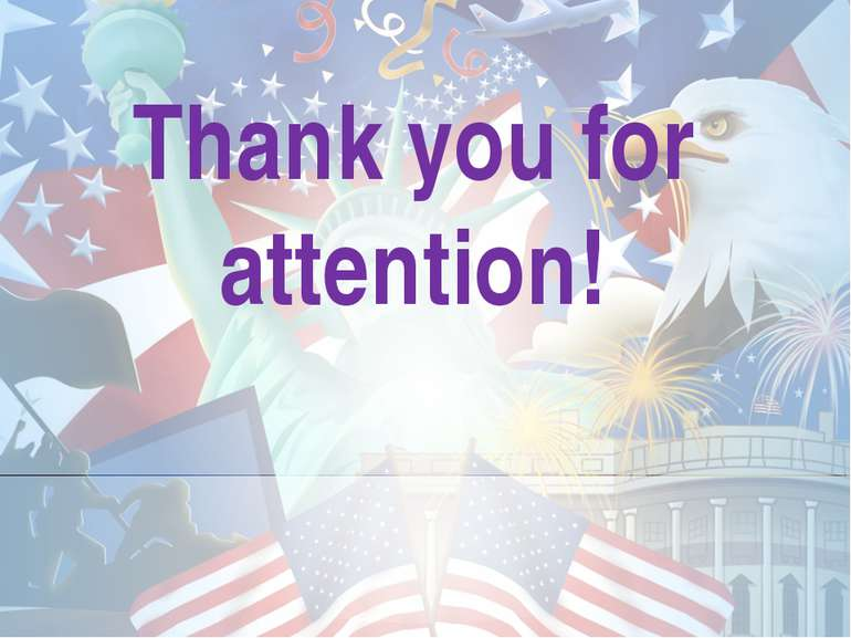 Thank you for attention! Thank you for attention!