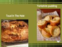 Yorkshire pudding Toud In The Hole *