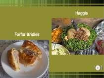 Haggis Forfar Bridies *