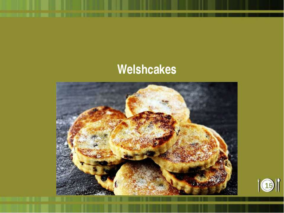 Welshcakes *