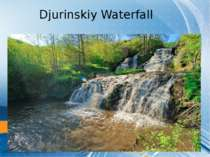 Djurinskiy Waterfall