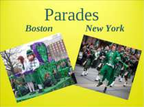Parades Boston New York