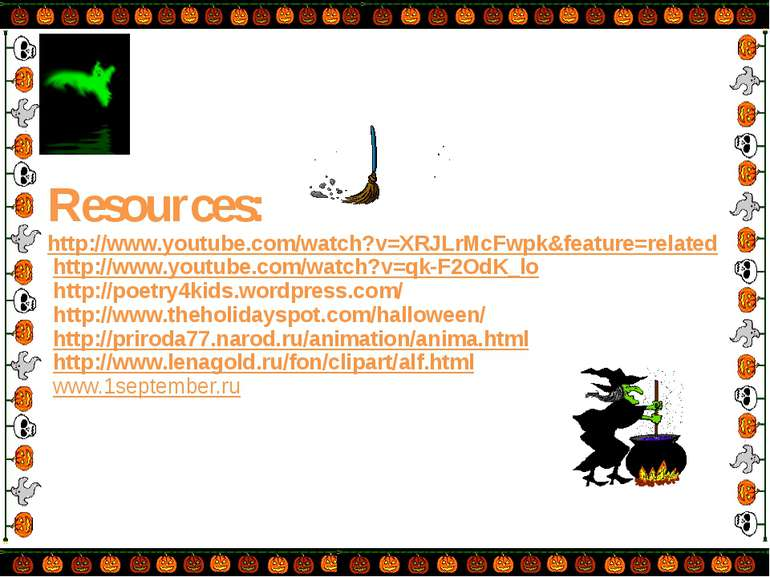 Resources: http://www.youtube.com/watch?v=XRJLrMcFwpk&feature=related http://...