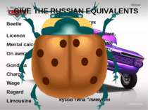 Beetle Licence Mental calculations On average Gondola Charge Wage Regard Limo...