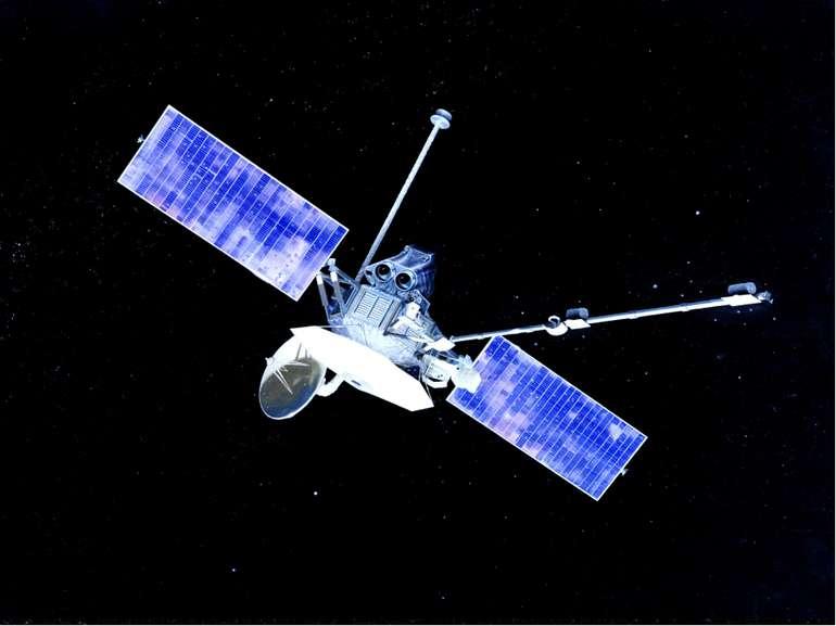 """Меркурій Планету дослідив автоматичний міжпланетний зонд """"Маринер-10"""" Меркурі..."""