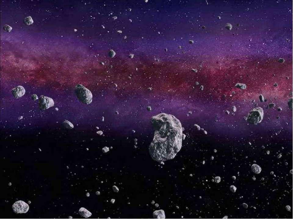 Пояс астероїдів Кільце між Марсом і Юпітером. Першим у 1801 р. було відкрито ...