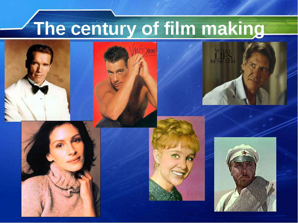 The century of film making
