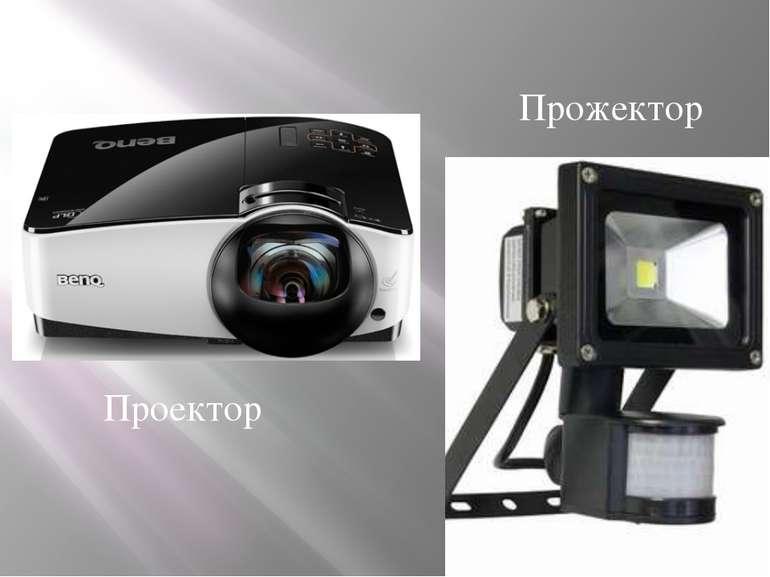 Прожектор Проектор