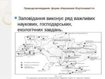 Природозаповідання- форма збереження біорізноманіття. Заповідання виконує ряд...