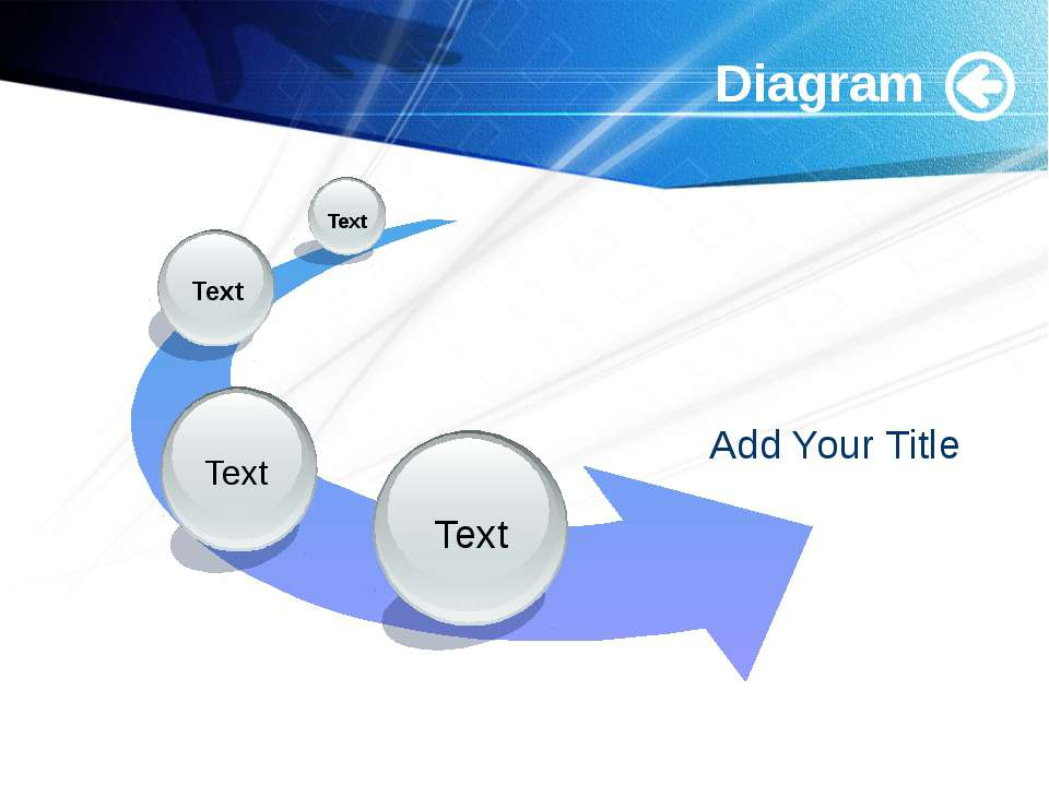 www.themegallery.com Diagram Add Your Title Text Text Text Text