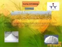 Амідне добриво - найбільш концентроване серед твердих азотних добрив. Синтезу...