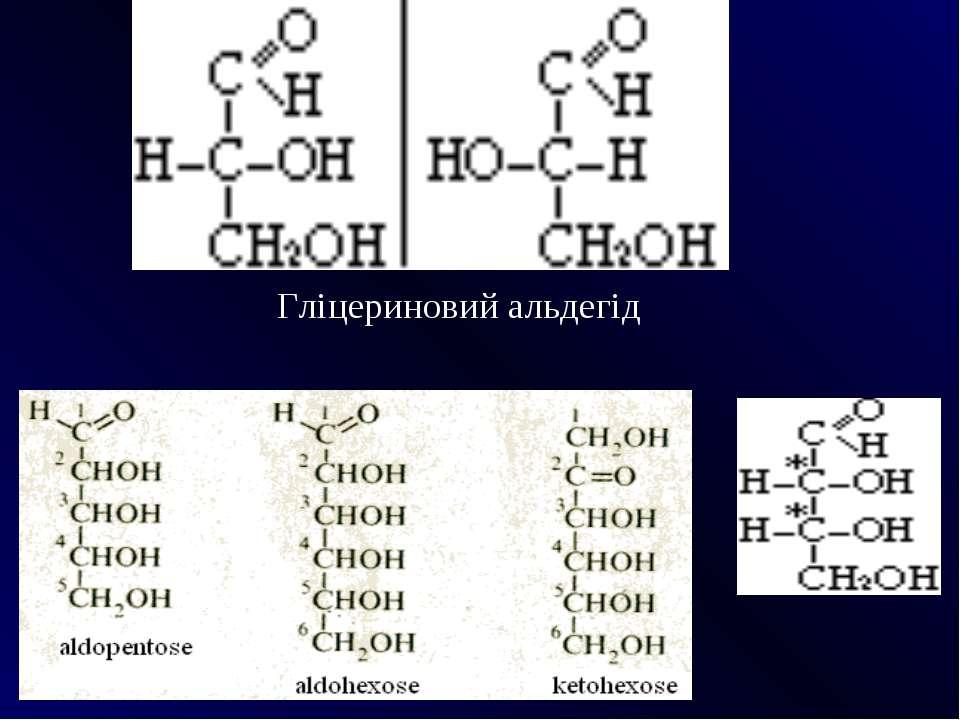 Гліцериновий альдегід