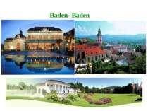 Baden- Baden