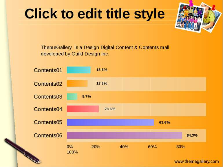 Click to edit title style Contents01 Contents02 Contents03 Contents04 Content...