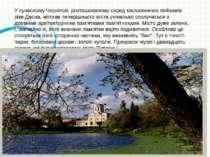 У сучасному Чернігові, розташованому серед мальовничих пейзажів ріки Десна, м...