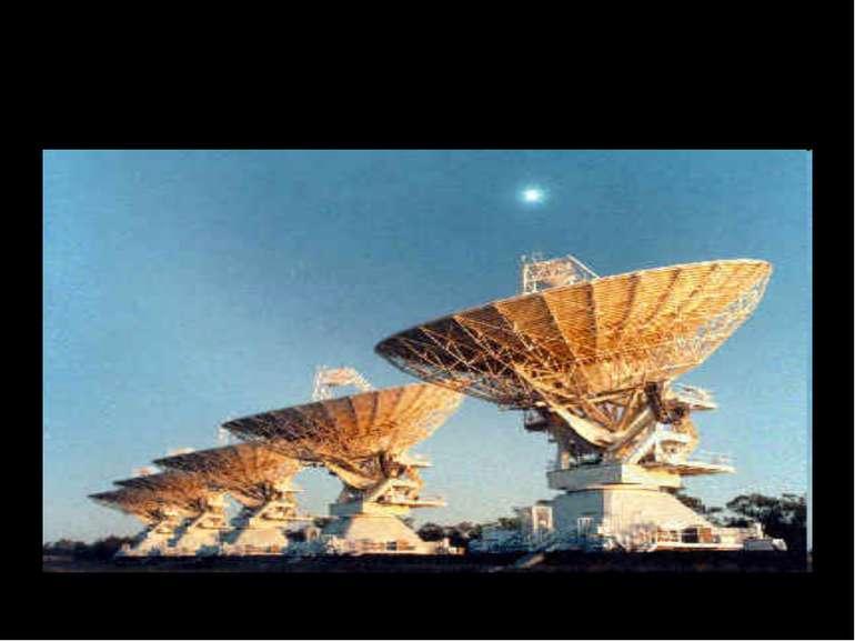 Радіотелескопи