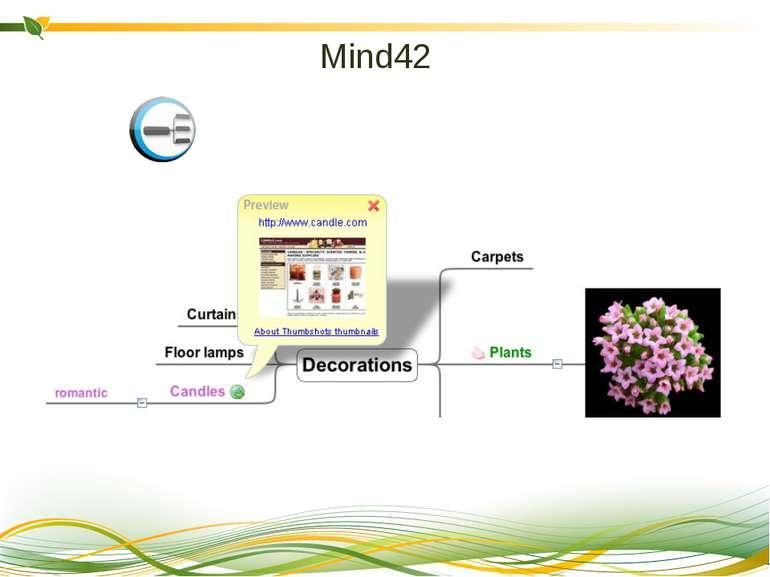 Mind42 Додаток є повністю безкоштовним, тому відстуні обмеження на кількість ...