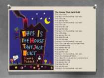 The House That Jack Built This is the corn That lay in the house that Jack bu...