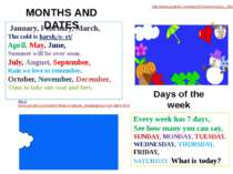 January, February, March, The cold is harsh,/sərt/ April, May, June, Summer w...