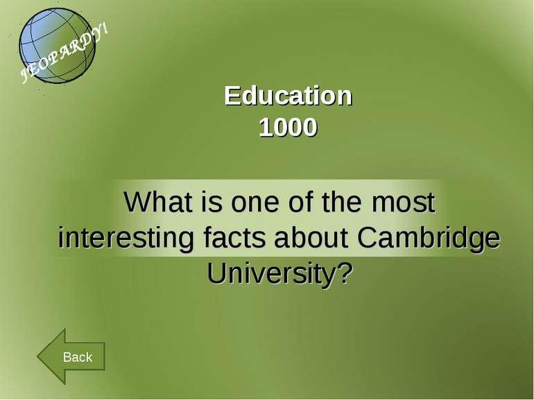 Education 1000 Back