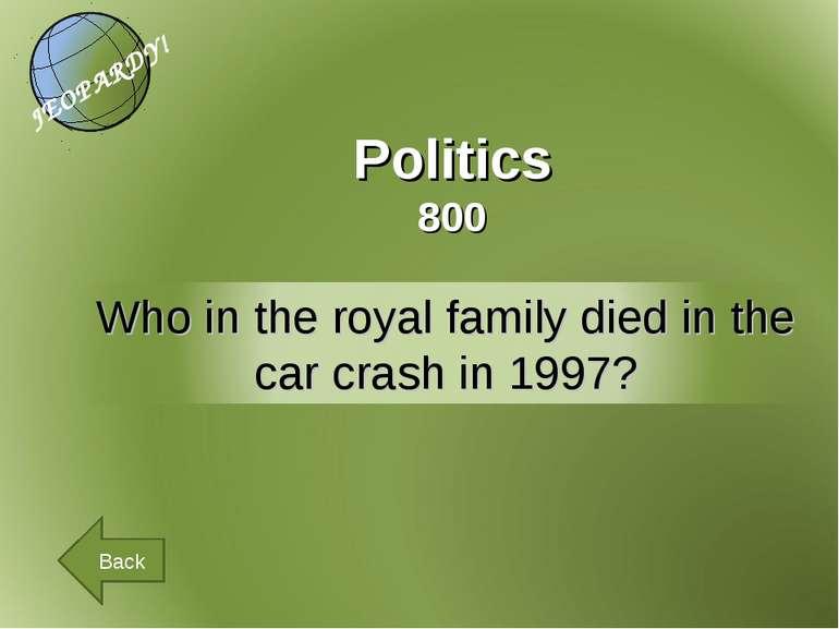 Politics 800 Back