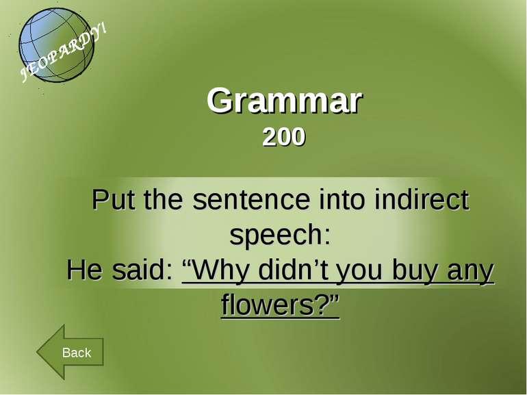 Grammar 200 Back
