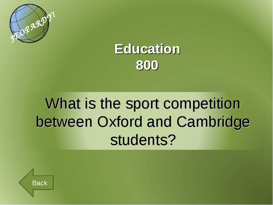 Education 800 Back