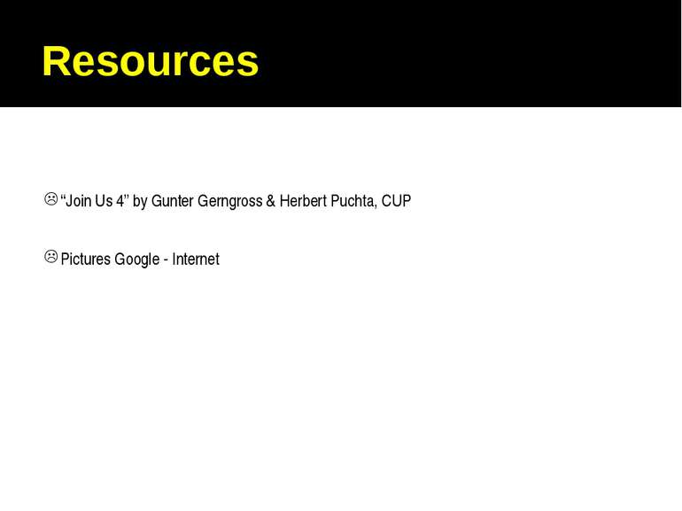 "Resources ""Join Us 4"" by Gunter Gerngross & Herbert Puchta, CUP Pictures Goog..."