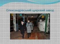 Олександрівський цукровий завод