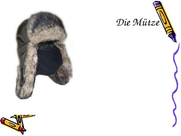 Die Mütze