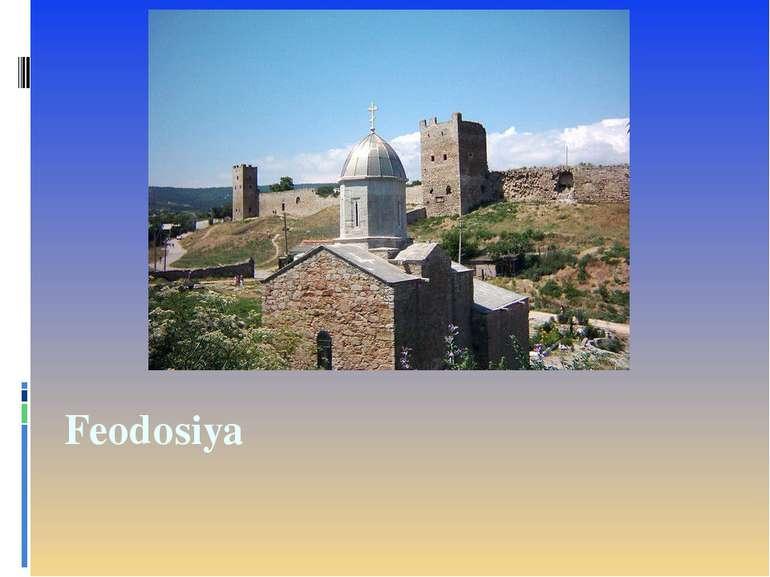 Feodosiya