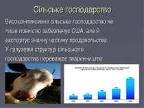Сільське господарство Високоінтенсивне сільське господарство не лише повністю...