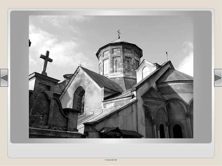 Вірменський собор у Львові. 1363. © Жаріков В.В. 2011