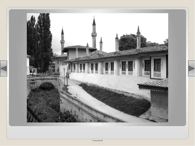 Ханський палац у Бахчисараї © Жаріков В.В. 2011