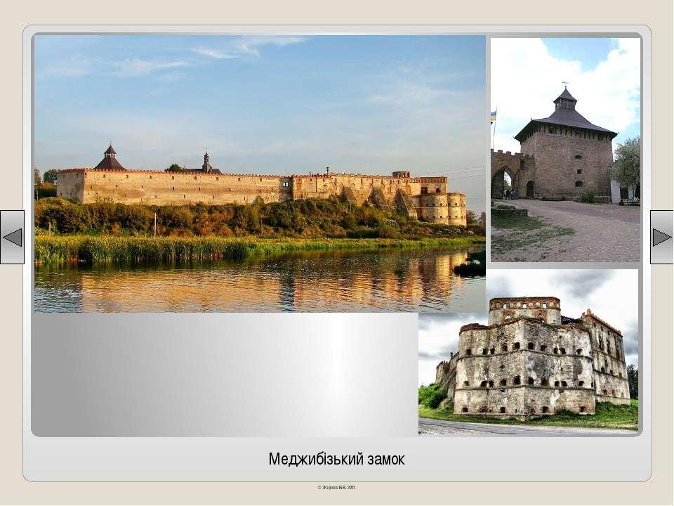 Острозький замок © Жаріков В.В. 2011