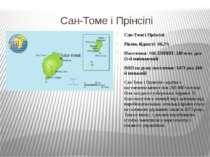 Сан-Томе і Прінсіпі Сан-Томе і Прінсіпі Рівень бідності: 66,2% Населення: 168...