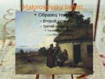 Malorossiysky tavern