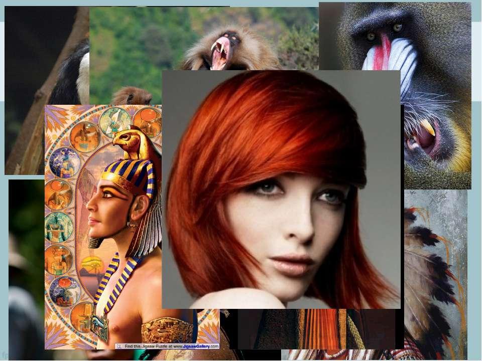 Здається, що різноколірне волосся молоді є досягненням сучасної цивілізації т...