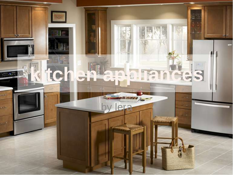 kitchen appliances by lera