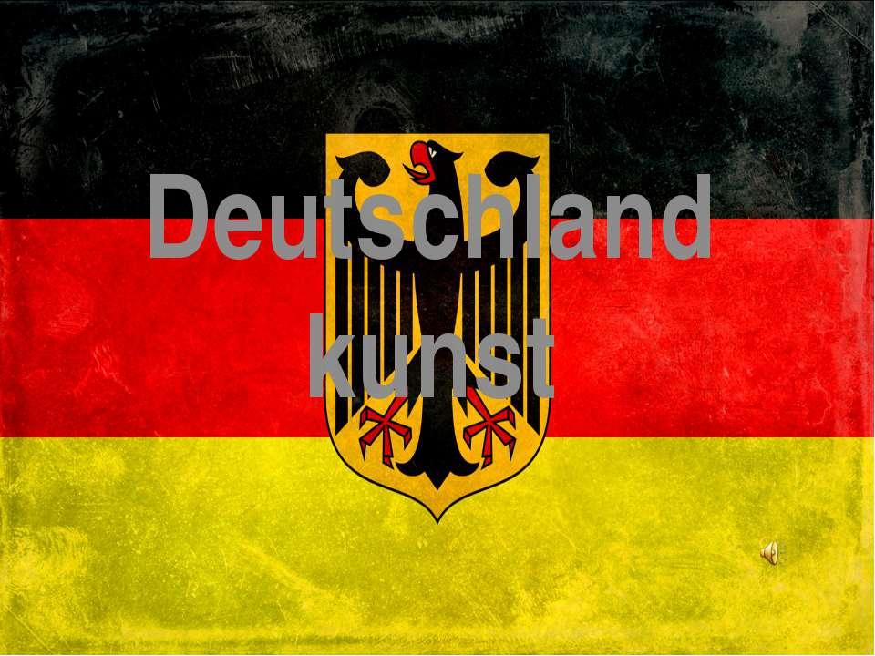 Deutschland kunst