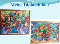 Meine Diplombilder
