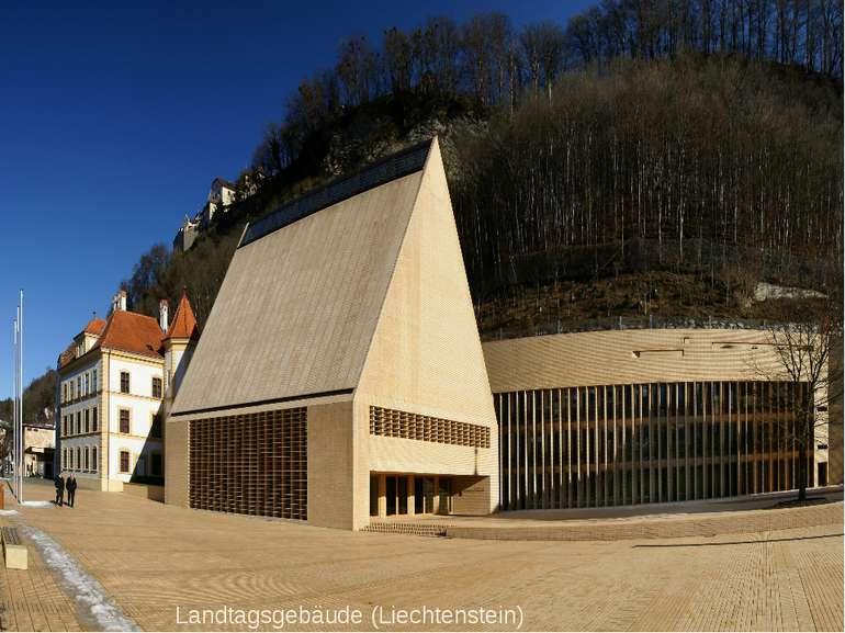 Landtagsgebäude (Liechtenstein)