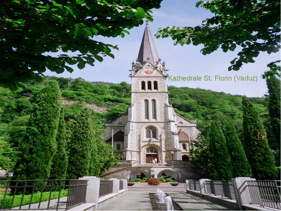 Kathedrale St. Florin (Vaduz)