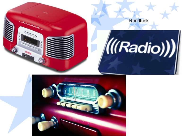 Rundfunk,