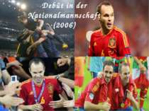 Debüt in der Nationalmannschaft (2006)