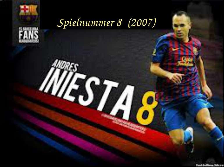 Spielnummer 8 (2007)