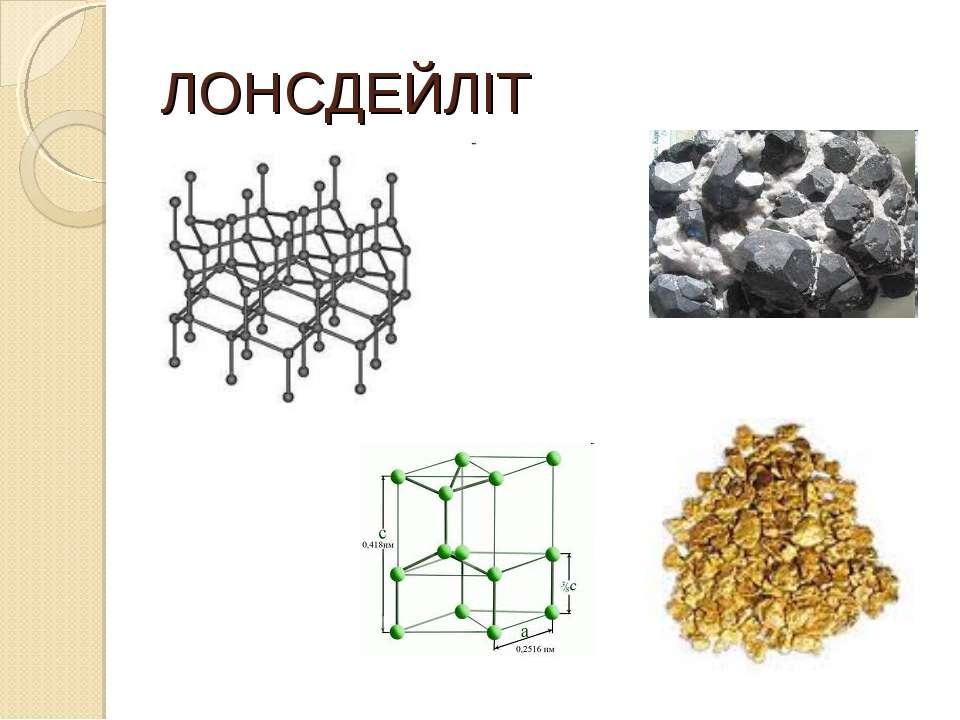 ЛОНСДЕЙЛІТ