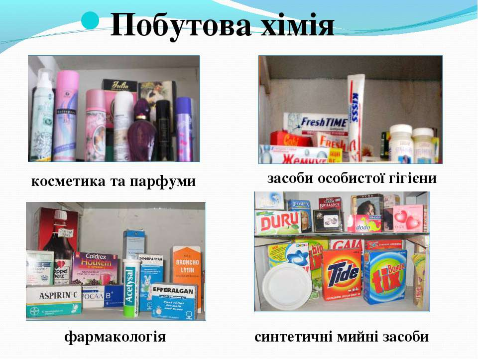 Побутова хімія косметика та парфуми синтетичні мийні засоби засоби особистої ...