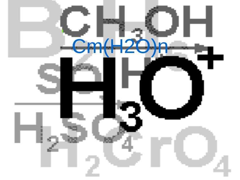 Сm(H2O)n
